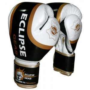 כפפות אגרוף מקצועיות מעור לספרינג חברת Eclipse