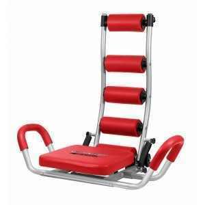 מכשיר שרירי הבטן מהפכני לעיצוב כל השרירים מדגם AB ROCKET TWISTER