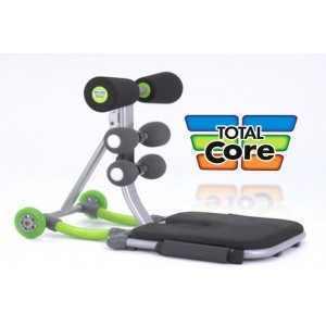 מכשיר לחיטוב בטן מדגם Total Core כולל צג דיגיטאלי
