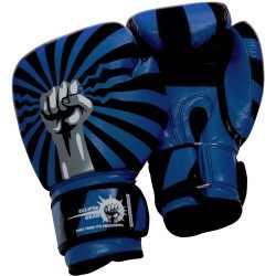 כפפות אגרוף מקצועיות מעור לתחרויות חברת Eclipse