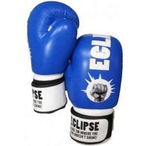 כפפות אגרוף מקצועיות מעור אמיתי חברת Eclipse