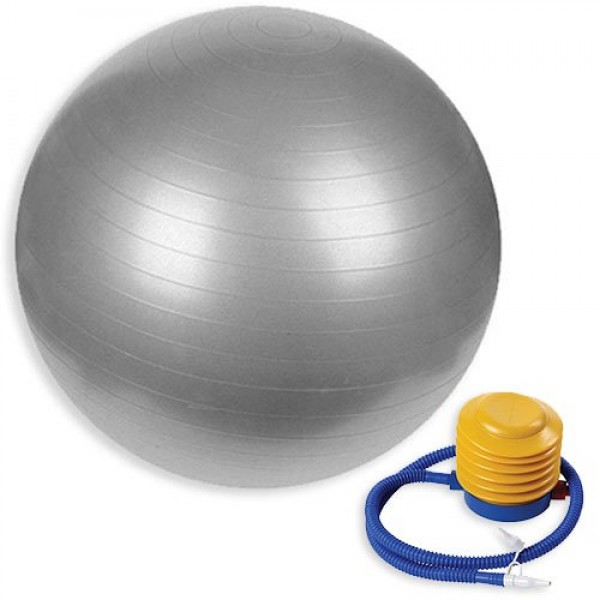 "כדור כושר 75 ס""מ - Gym Body Ball עם משאבה"