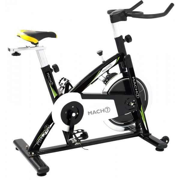 אופני ספינינג חברת MACH 7 דגם Super Blast 1100