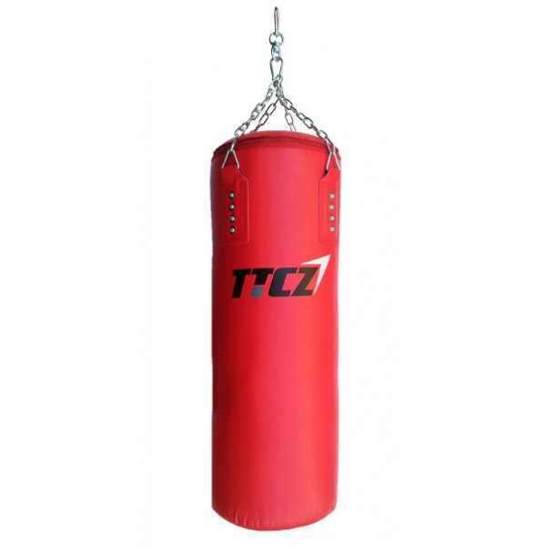 """שק אגרף דמוי עור PU במשקל 20 ק""""ג מדגם TTCZ"""
