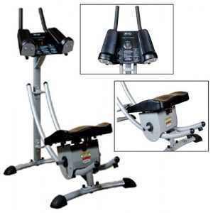 המכשיר הטוב בעולם לחיטוב שרירי הבטן  AB Coaster PS500