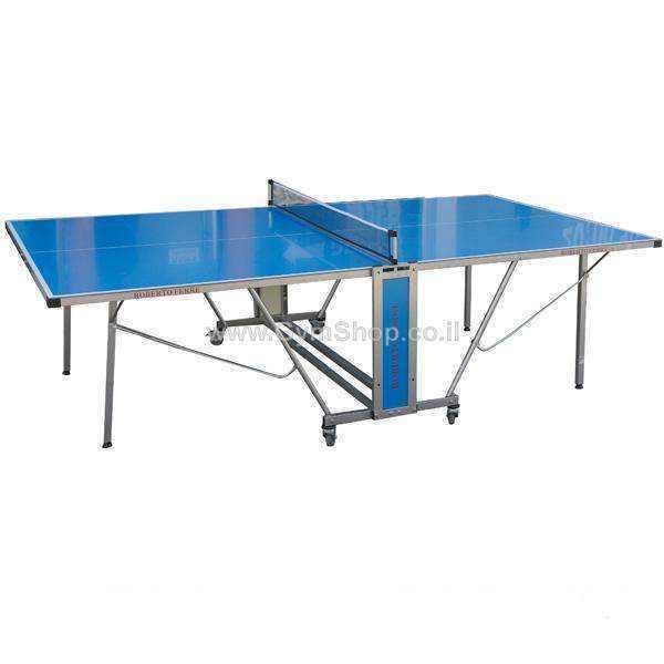 שולחן טניס שולחן חוץ עם פלטות אלומיניום מדגם ROBERTO FERRE OUTDOOR 1000