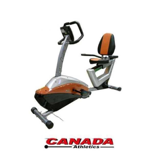 אופני כושר חשמליות בישיבה מבית CANADA דגם SOLOGIUM