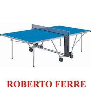 שולחן טניס חוץ Outdoor 700 מסגרת אלומיניום