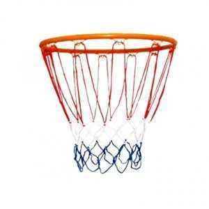 רשת כדורסל צבעונית עבה