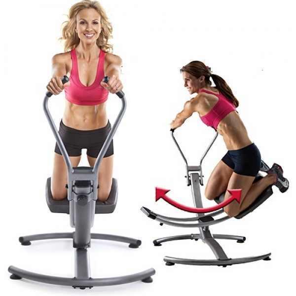 מכשיר לחיטוב כל שרירי הבטן מדגם Ab Glider Proform