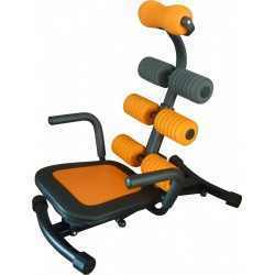 מכשיר לחיטוב בטן TOTAL CORE 4 EXTREME