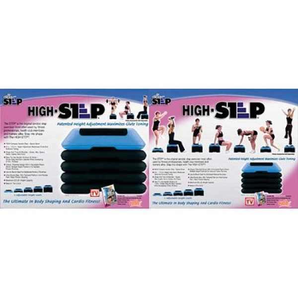 מדרגה אירובית מקצועית The High Step