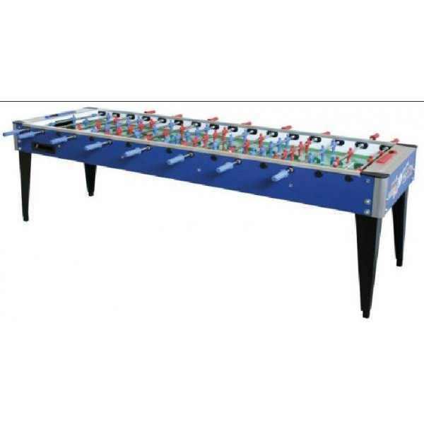 שולחן כדורגל מקצועי 4 שחקנים מדגם DOUBLE COLLEGE