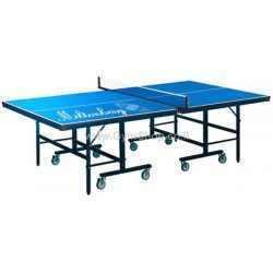 שולחן טניס לשימוש פנים מתקפל מדגם PLATINIUM מבית Miltenberg