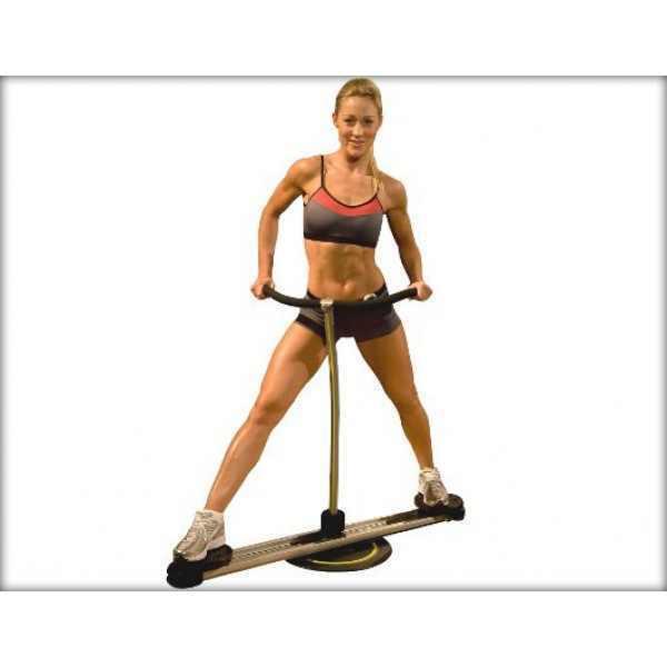 מכשיר כושר לחיטוב חלק הגוף התחתון בעיקר Circle Glide