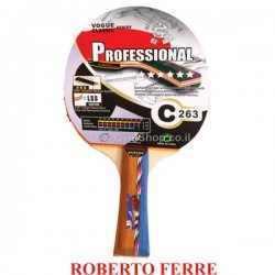 מחבט פינג פונג מקצועי 6 כוכבים PROFESSIONAL