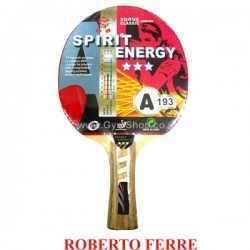 מחבט פינג פונג מקצועי 3 כוכבים SPIRIT ENERGY