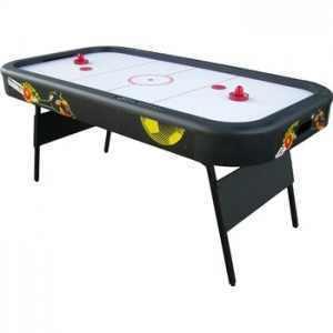 שולחן הוקי 6 פיט אלומיניום STAR  רגליים מתקפלות