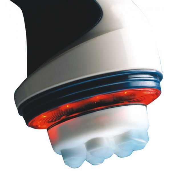 מכשיר עיסוי רוטט לחיטוב והרזיה + חימום אינפרא RELAX AND TONE GERMAINE GM-112