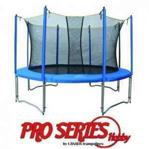 טרמפולינה 12 פיט Pro-Series Hobby