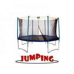 טרמפולינה 12 פיט 3.60מ' מבית JUMPING