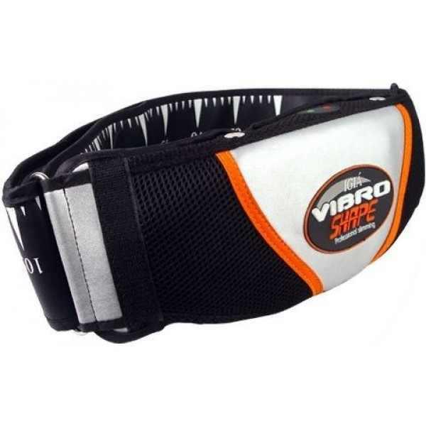 חגורת הרזיה רוטטת + חימום Vibro Shape